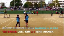 DALSEONG vs JX NIPPON OIL & ENERGY [ASIA CUP Soft Tennis2014] part 2/2