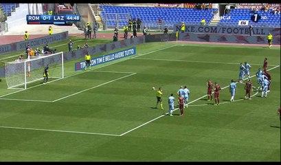 Daniele De Rossi Goal HD - AS Roma 1-1 Lazio - 30.04.2017