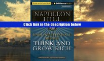 Best Ebook  Earl Nightingale Reads Think and Grow Rich (Think and Grow Rich (Audio))  For Online