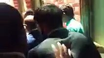 Chairman NAB Bashed in COMSATS Islamabad by students