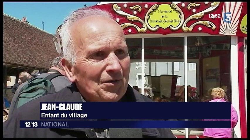 """""""Jour de fête"""" : les habitants célèbrent les 70 ans du film de Jacques Tati"""