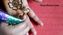 simple arabic henna mehndi designs for hands for beginners __ mehndi designs for kids