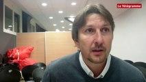 Basket NM1 (play-offs). Quimper - Bourges (99-83) : les réactions des entraîneurs