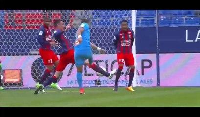 All Goals & Highlights HD - Caen 1-5 Marseille - 30.04.2017