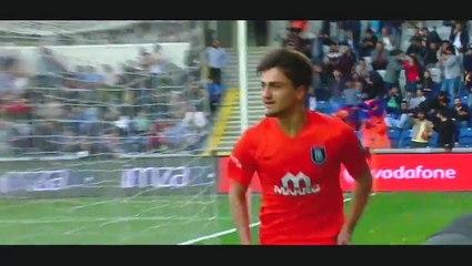Cengiz Under Goal HD - Basaksehir 1-0 Besiktas - 30.04.2017