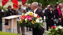 Alpes-de-Haute-Provence : Les citoyens peu nombreux pour la commémoration des déportés à Digne-les-Bains