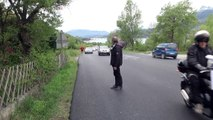 D!CI TV : Hautes-Alpes : le passage de la flamme... d'un pèlerinage italien