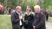 D!CI TV : Hautes-Alpes : le fils et la petite fille du déporté Robert Salomon continuent à porter son message de paix