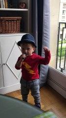 Mini Frank Sinatra