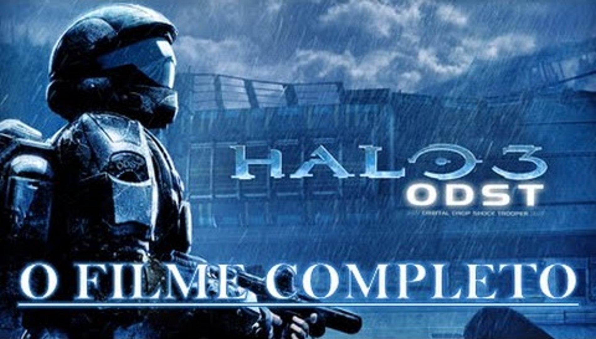 Halo 3  ODST - O FILME COMPLETO Dublado PT-BR