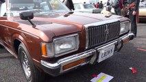 (4K)TOYOTA CROWN 1979 MS105 Retro 5代目クラウン・レトロカー - お台場