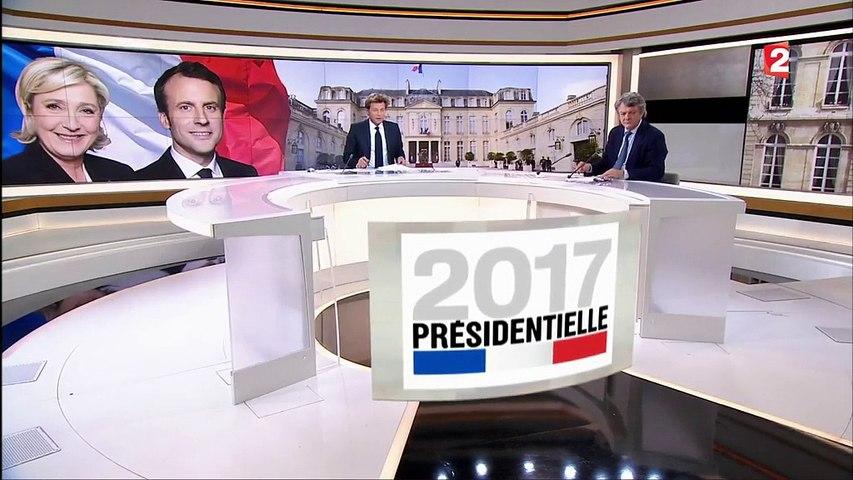Marine Le Pen : la candidate tente de doubler Emmanuel Macron sur le thème de l'écologie