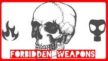 Forbidden Weapons, verbotene Waffen die Leiden schaffen - Mfiles 022