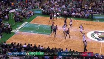Le festival à 3-points des Boston Celtics contre Washington