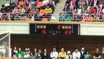 福岡県vs東京都(2Q) 2013国体バスケ少年男子決勝 (高校バスケ)