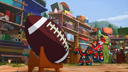 Transformers: Robots in Disguise: Combiner Force: Episode 1: King of the Hill (Part 1) (HD)