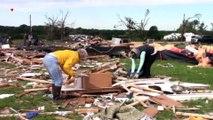 Al menos cinco muertos y cincuenta heridos en tornados en Texas