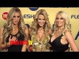 Samantha Saint, Jessica Drake, Stormy Daniels 2013 XBIZ Awards Red Carpet Arrivals