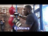 Nate Diaz CAN Box Will Do Better In Boxing Than Conor McGregor Says Boxing Star Berto EsNews Boxing