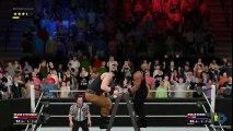 WWE PAYBACK 2017 Roman Reigns vs Braun Strowman