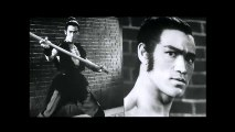 Si Fong Bruce Lee Dragon of jade blind swordsman warrior costume
