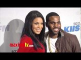 Jordin Sparks and Jason Derulo KIIS-FM's Jingle Ball 2012 Arrivals
