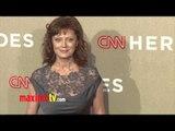 Susan Sarandon CNN Heroes: An All-Star Tribute 2012 Red Carpet Arrivals