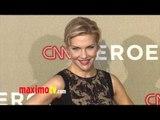 Rhea Seehorn CNN Heroes: An All-Star Tribute 2012 Red Carpet Arrivals