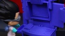 PJ Masks Duplicates Romeo Evil Minis Army Attacks PJ Mask Headquarters with Blind Bag Figurines-73hqL