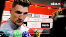 Nice-PSG (3-1), Thomas Meunier : «On est tombé dans le piège niçois»