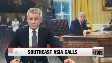 Trump calls Southeast Asian leaders to discuss N. Korea threat