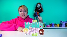 Giant Maddie Hatter from Ever After High 28' Doll Review-2nRuOT
