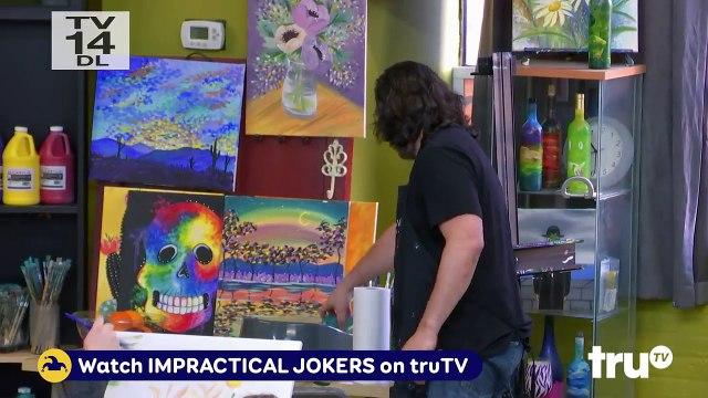 Impractical Jokers - Crushing Kids' Dreams   truTV