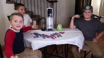 Warhead Candy Soda Challenge! Kid TRIES WEIRD SODAS (EXTREME NASTY)-wxruW