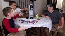 Warhead Candy Soda Challenge! Kid TRIES WEIRD SODAS (EXTREME NASTY)-wxr