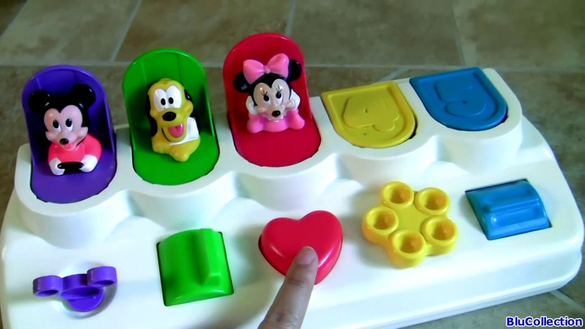 Surprise Baby Mickey Mouse Clubhouse Pop-Up Toys Awesome Disney Toy with Goofy Minnie Donald Pluto-TCB7Z1Rr