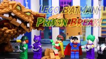 Lego Batman Movie Superman Fights Clayface Arrests Joker with Penguin Catwoman Riddler Rescues Robin-DVrizvS