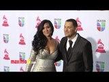 Victor Manuelle XIII Latin Grammy Awards Alfombra Verde ARRIVALS