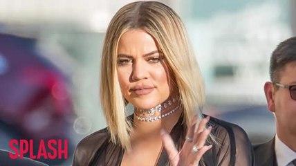 Khloé Kardashian demandada por paparazis por infracción de derechos de autor