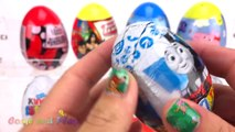 Super Surprise Eggs Kinder Surprise Kinder Joy Disney Mickey Mouse Peppa Pig Paw Patrol For Kids-FoDc-H