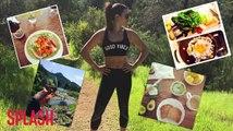 Lea Michele hat noch nie Fast Food gegessen