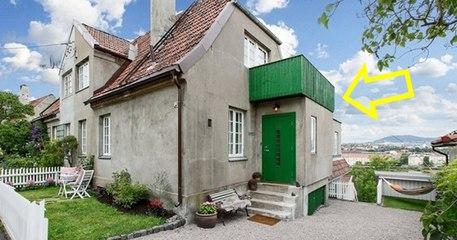 Ova siva kuća na prvi pogled ne izgleda ništa posebno, ali pričekajte dok ne vidite unutrašnjost!