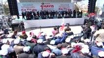 Erzurum Hak-Iş Konfederasyonu Genel Başkanı Arslan 1 Mayıs Kutlamasında Konuştu-1