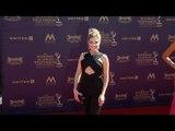 Jen Lilley 2017 Daytime Emmy Awards Red Carpet