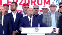 Erzurum Hak-Iş Konfederasyonu Genel Başkanı Arslan 1 Mayıs Kutlamasında Konuştu-2 Son