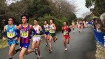 【がんばれ中央大】 2015立川ハーフ(日本学生ハーフ)マラソン②17km付近
