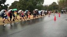 【がんばれ中央大】2015立川ハーフ(日本学生ハーフ)マラソン③ゴール手前 徳永・町澤62分台へ