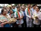 Shiv Sena and MNS defy Mumbai Meat Ban, sells meat on road