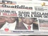 Revue de Presse - 29 Mai 2012
