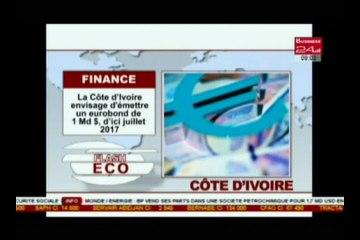 Flash Eco / Cote d'Ivoire  Edition du lundi 01 mai 2017